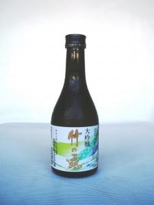 大吟醸「竹の露」300ML
