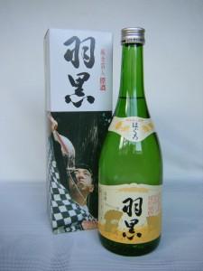 純金入り原酒「竹の露」