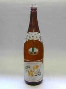 本醸造上撰「竹の露」